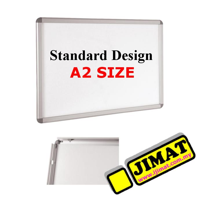 Standard size poster frames