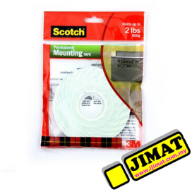 3M Scotch Mounting Tape 4meter 12mm