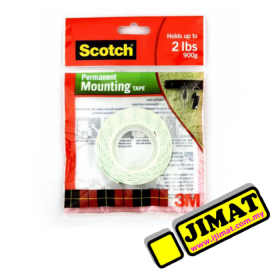 3M Scotch Mounting Tape 1meter 18mm