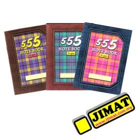 555 Note Book