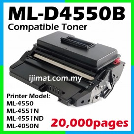 Samsung ML-D4550B / MLD4550B / MLD4550 / ML4550 / 4550 Compatible Laser Toner Cartridge For Samsung ML-4550 / ML4551 / ML-4551N ML4551N / ML-4551ND ML4551ND/ ML-4050N ML4050 ML4050N Printer Ink