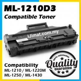 Samsung ML-1210D3 / ML1210 / ML1210d3 High Quality Compatible Toner Cartridge For Samsung ML-1210 / ML-1220M / ML-1250 / ML-1430 / ML-1010 / ML-1020M Printer Toner