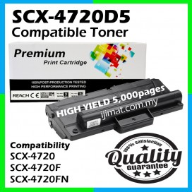 Samsung SCX-4720D3 SCX-4720D5 HIGH YIELD Compatible Toner Cartridge For Samsung SCX-4720F / SCX-4720FN / SCX-4750 Printer Ink