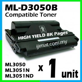 Samsung ML-D3050B / MLD3050B / ML3050 High Yield Compatible Toner Cartridge For Samsung Printer ML-3050 / ML-3051N / ML-3051ND
