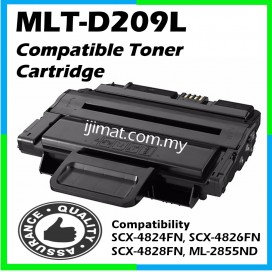 Samsung 209L / MLT-D209L / MLTD209L High Quality Compatible Toner Cartridge For Samsung SCX4824FN / SCX4826FN / SCX4828FN / ML2855ND / SCX-4824FN / SCX-4826FN / SCX-4828FN / ML-2855ND Printer Toner