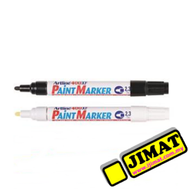 Artline 400XF Paint Marker 2.3mm (2 Colour Options)