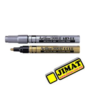 Artline 900XF Marker Metalic Ink 2.3mm (2 Colour Options)
