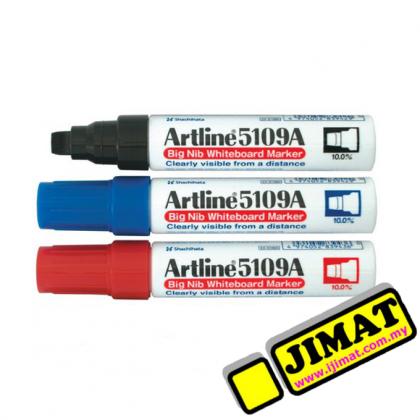 Artline 5109A Whiteboard Marker (3 Colour Options)