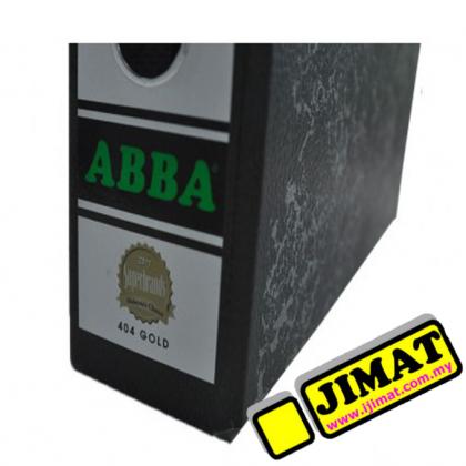 """ABBA Arch File 404 Gold 3"""""""