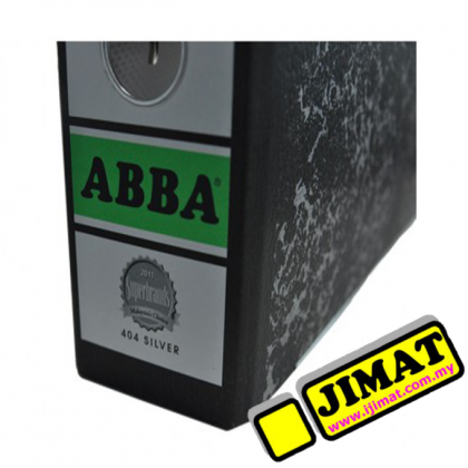 """ABBA Arch File 404 Silver 3"""""""