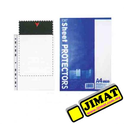 CBE 305A Sheet Protectors 10's