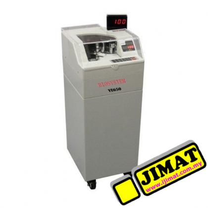 Biosystem VE650 Powerful Vacumn Notes Counter (Heavy Duty)