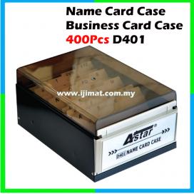 Astar D-401 Business card case / name card case (400 cards capacity)