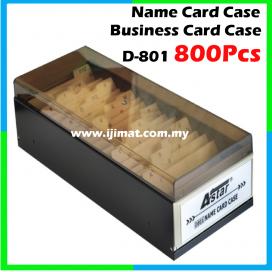 Astar D-801 Business card case / name card case (800 cards capacity)