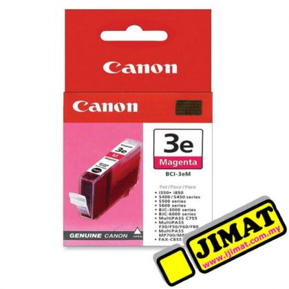 Canon BCI-3e Ink Tank (3 Colour Options)