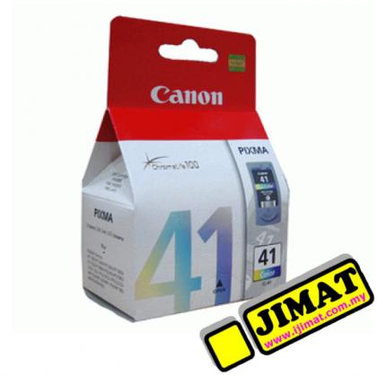 Canon CL-41 Ink Cartridge Colour