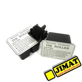 Cheque Writer Ink Roller Refill Ribbon For PCW-10 / Kazumi EC-10 / EC30A EC-310 / MKP CP-310 / UMEI EC100 / Okyo EC-100 / GEOMASTER CW520 / Ronald Jack Check writer RJ14 / MOA MCEC 310 / Biosystem CW1600 F1 / Cosim CM14 / GoldBond GBB310CW
