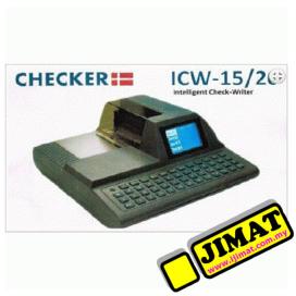 CHECKER ICW-15/2 Intelligent Cheque Writer
