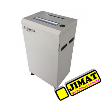 Biosystem 3100Plus II Paper Shredder A3 (Heavy Duty) (Cross Cut)