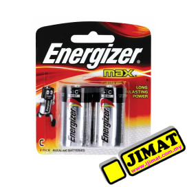 Energizer Battery C Size (2pcs)