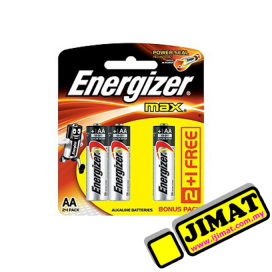 Energizer Battery AA (2+1pcs)