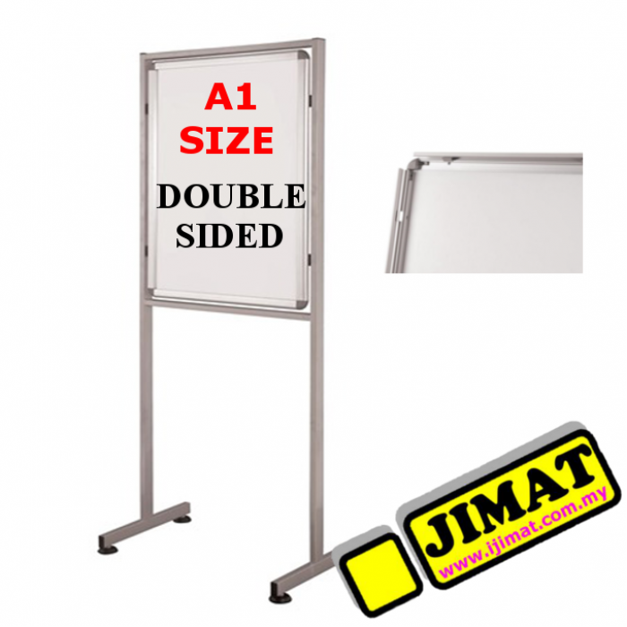 Standing Poster Frame (A1 Size) Double Sided