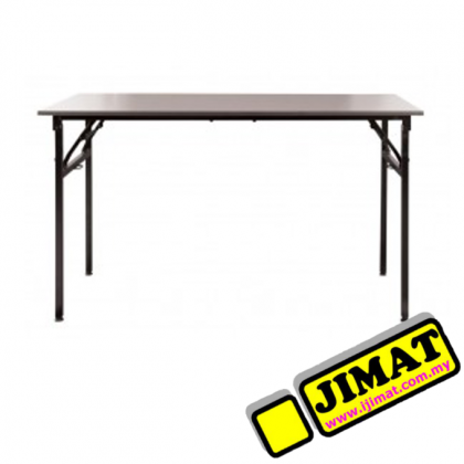 Foldable Table FT 24 (600mm (W) x 1200mm (L) x 16mm (H))