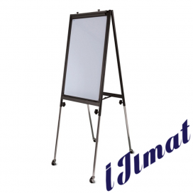 Conference Flip Chart (Black) BF23R (2' x 3')