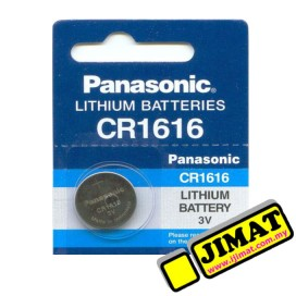 Panasonic Battery CR1616