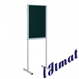 "Economy Menu Board "" T"" Single Side (152 x 56 x 43 cm)"