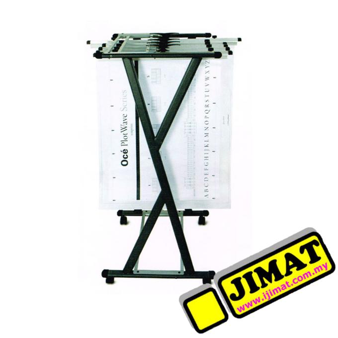 Plan Hanger Stand ZETA WP-ZT25 (700mm X 630mm X 1350mm