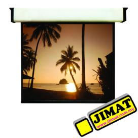 Projector Screen (Classic Manual) WCM 66 (6' x 6')