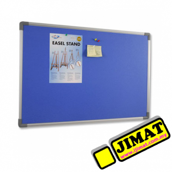 Aluminium Frame Notice Board (Foam Board) FB 12 (1\' x 2\')