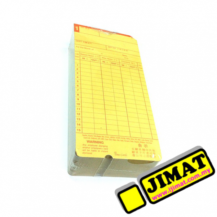 time card punch card with hole - Time Card Punch