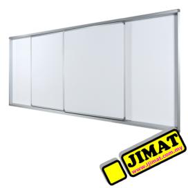 Sliding Board System SLI 416 (120 x 480 x 9.3 cm)