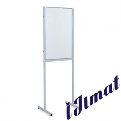 "Economy Menu Board "" T"" Double Side (152 x 56 x 43 cm)"