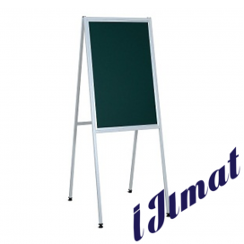 "Economy Menu Board ""A"" Double Side (130 x 56 x 71 cm)"