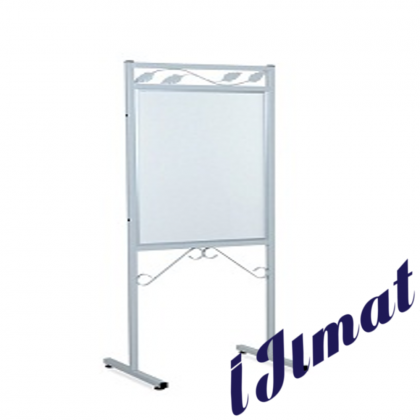 """Deluxe Menu Board """"T"""" Double Side (152 x 56 x 43 cm)"""
