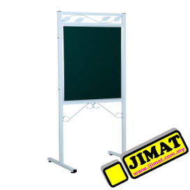 "Deluxe Menu Board ""T"" Double Side (152 x 56 x 43 cm)"
