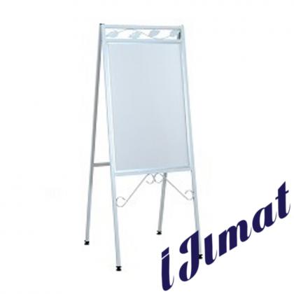 """Deluxe Menu Board """"A"""" Double Side (130 x 56 x 71 cm)"""