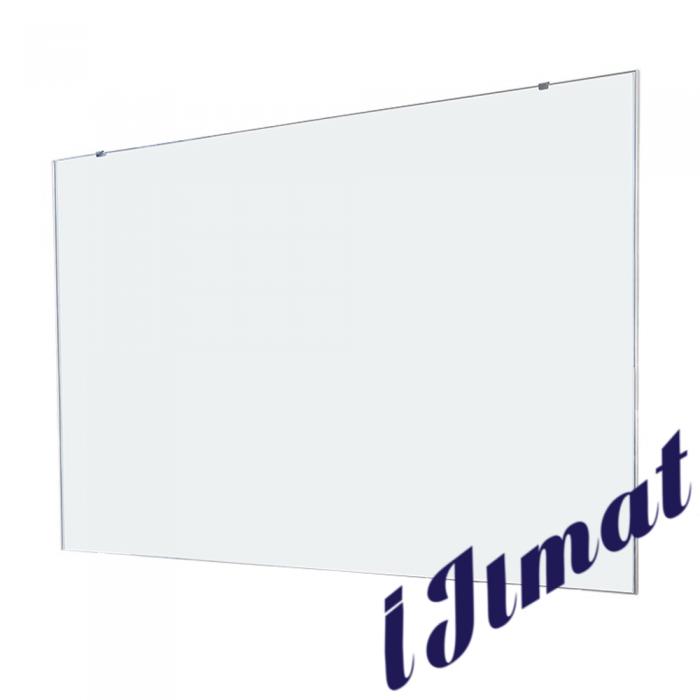 Glass Writing Board (Frame) GWF45 (4\' x 5\')