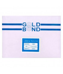 Gold-bond Laminating Film A6 / Sarung Laminate (111mm x 154mm) 100mic