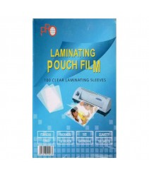 Pro Laminating Film Pouch ID / Sarung Laminate (60mm x 90mm) 150mic
