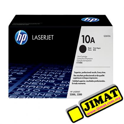 HP 10A Black LaserJet Toner Cartridge (Q2610A) Original