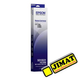Epson LQ2180 / LQ2190 Printer Ribbon (S015531) Original