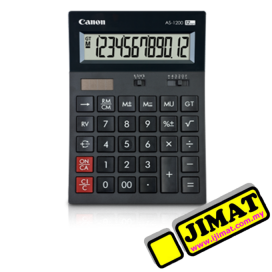 Canon Calculator AS-1200 (12digits)