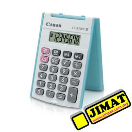 Canon Calculator LC-210 Hi III (8digits)