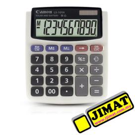Canon Calculator LS-101H (10digits)