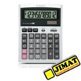 Canon Calculator TX-1210Hi III (12digits) Tax Calculator