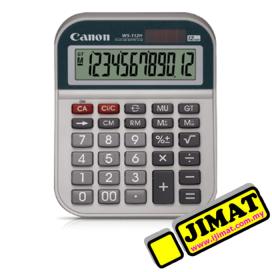 Canon Calculator WS-112H (12digits)